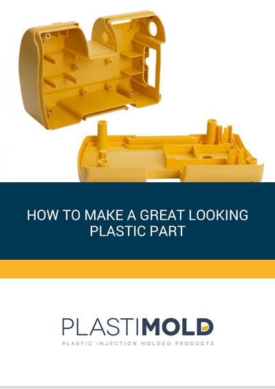 How To Make a Great Looking Plastic Part